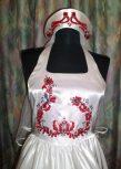 Nemzeti menyasszonyi ruhák varratása, ruhakölcsönzés