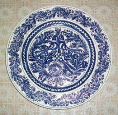 Esküvői tányér 45 cm