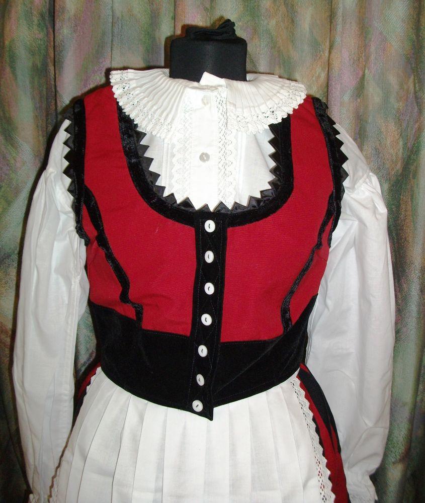 9d121ffcec Székely női viselet (Széki) - Korondi kerámiák és népművészet webáruháza