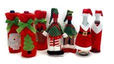 Karácsonyi italdiszek