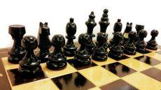 Nagyméretű sakk.