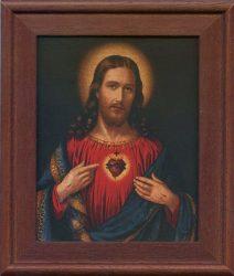 Mária és Jézus Szent Család2