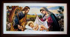 Szent család az olajfák alatt