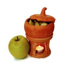 Sült alma sütő