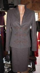 Bocskai zsinórozású női kosztüm