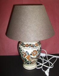 Asztali álló lámpa 50 cm