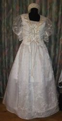 Bocskai menyasszonyi ruha