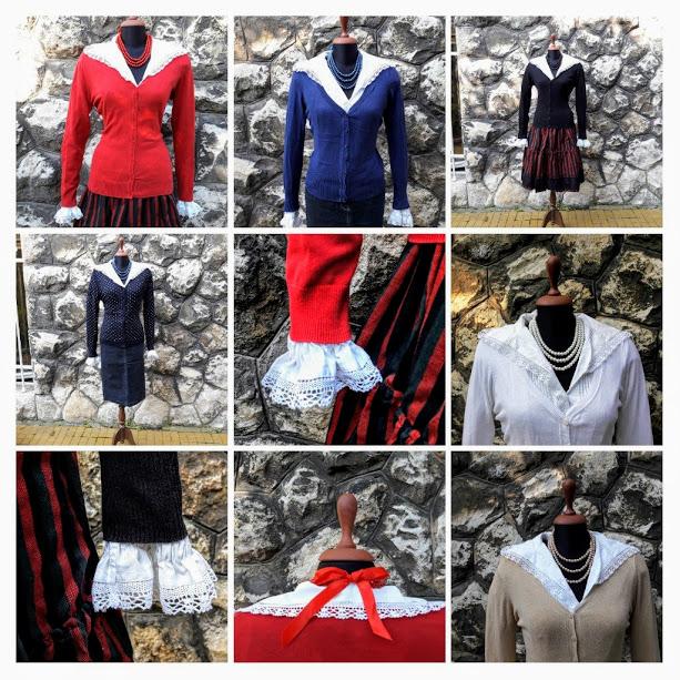 Női székely ing - Korondi kerámiák és népművészet webáruháza 3ba6a7515f